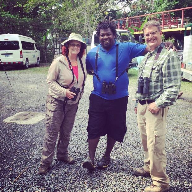 Beny Wilson Panama Bird Guide