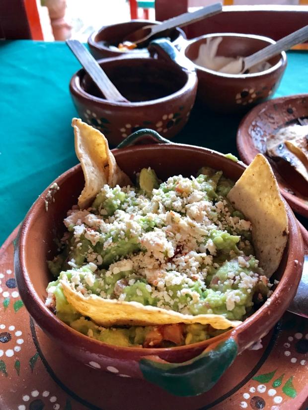 Guacamole El Tuito Mexico
